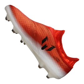 Chaussures de foot adidas Messi 16+ Pureagility Fg M BB1870 rouge rouge 5