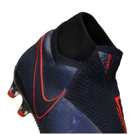 Chaussures de foot Nike Phantom Elite Elite Df AG-Pro M AO3261-440 bleu marine marine 9