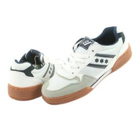 Chaussures d'intérieur Rucanor Balance blanc 5