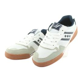Chaussures d'intérieur Rucanor Balance blanc 2