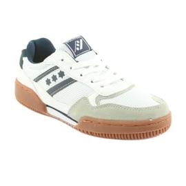 Chaussures d'intérieur Rucanor Balance blanc 1