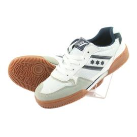 Chaussures d'intérieur Rucanor Balance blanc 4