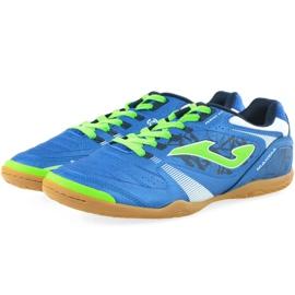 Chaussures d'intérieur Joma Maxima Fg M 804 multicolore bleu 2