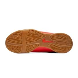 Chaussures de football Nike Mercurial Vortex Ii Ic Jr 651643-650 rouge rouge 1