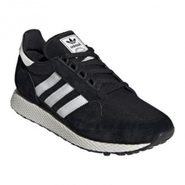 Chaussures Adidas Originals Forest Grove M EE5834 noir 2