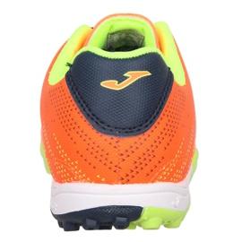 Chaussures de football Joma Champion 908 Tf JR CHAJW.908.TF noir, multicolore orange 1