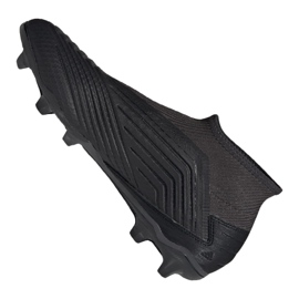 Chaussures de football adidas Predator 19.3 Ll Fg M EF0374 noir 1