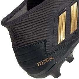 Chaussures de football adidas Predator 19.3 Ll Fg M EF0374 noir 5