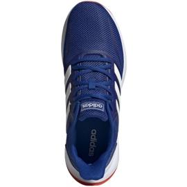 Chaussures de running adidas Runfalcon M EF0150 bleu 2