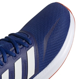 Chaussures de running adidas Runfalcon M EF0150 bleu 3