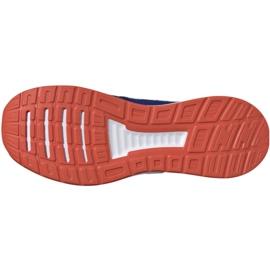 Chaussures de running adidas Runfalcon M EF0150 bleu 6