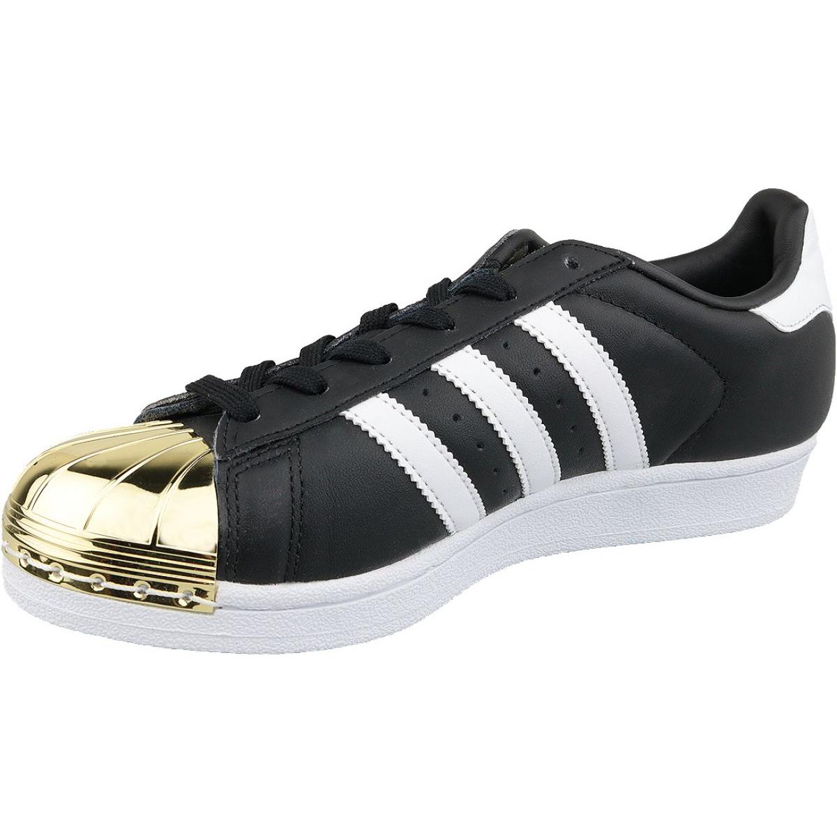 Toe Superstar Metal Bb5115 Adidas Chaussures Noir W Rj5AL34q