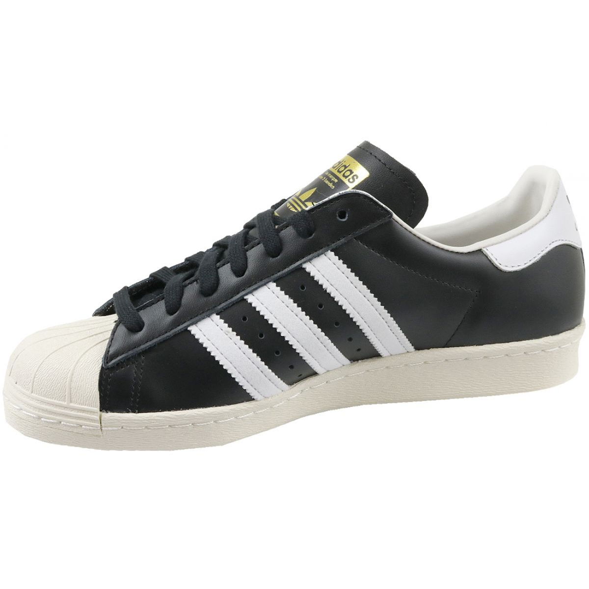 nouvelle collection db9bb 2868f Noir Chaussures Adidas Superstar 80S M G61069