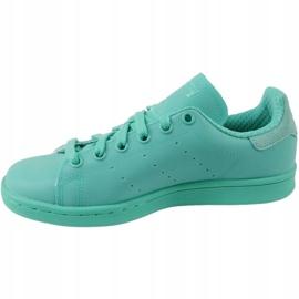 Adidas Stan Smith Adicolor Chaussures W S80250 bleu 1