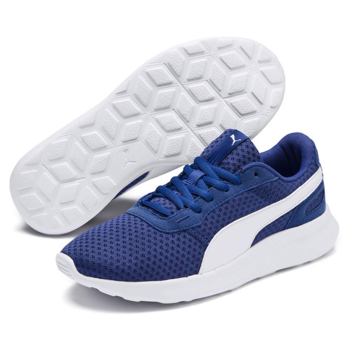 Puma 369069 Activate Bleu Jr Chaussures St 08 7gvbf6Yy
