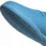Chaussures de foot adidas X 19.3 In Jr F35354 bleu 3