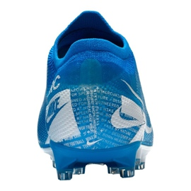 Chaussures de football Nike Vapor 13 Pro AG-Pro M AT7900-414 bleu bleu 1