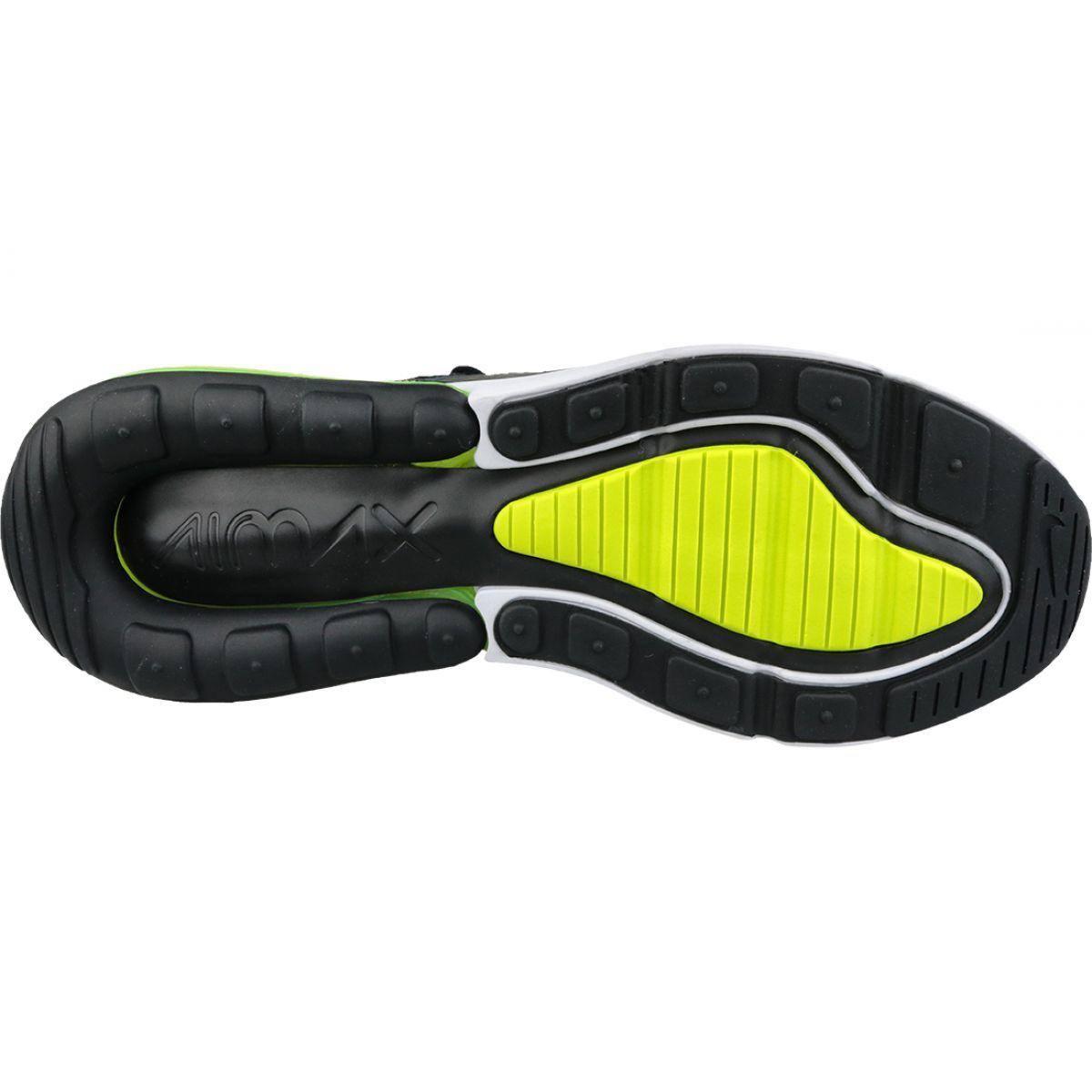 Noir Chaussures Nike Air Max 270 M AQ9164 005