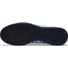 Chaussures de foot Nike Mercurial Vapor 13 Club Ic M AT7997 414 bleu 5
