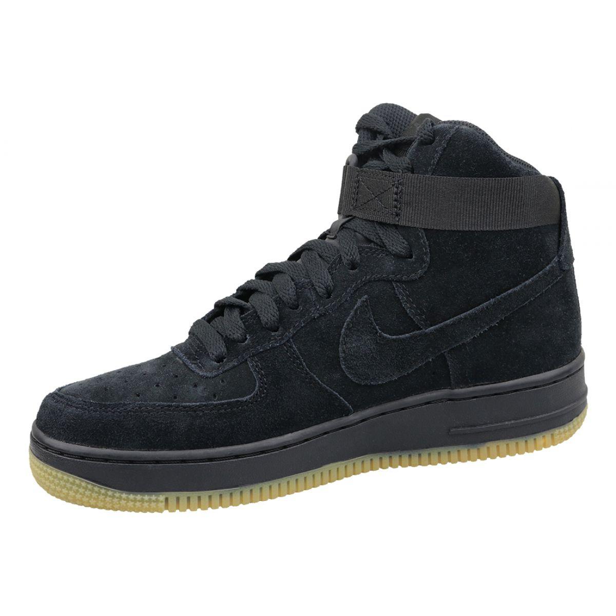 photos officielles c3767 b801b Noir Chaussures Nike Air Force 1 High LV8 Gs L 807617-002