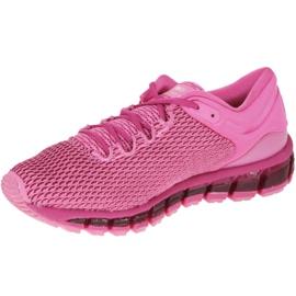 Chaussures de course Asics Gel-Quantum 360 Shift Mx W T889N-2021 rose 1