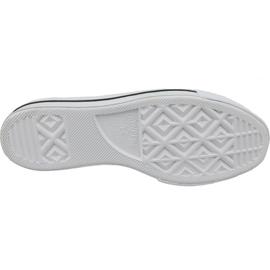 Converse All Star Lift Clean Ox W Chuck Taylor 561680C blanc 3