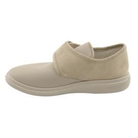 Befado chaussures pour femmes pu 036D005 brun 3