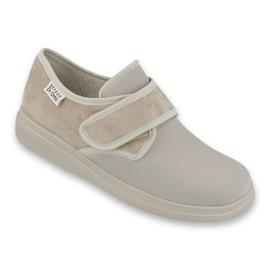 Befado chaussures pour femmes pu 036D005 brun 1