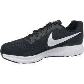 Nike Air Zoom Pegas 34 M 880555-001 chaussures de course noir 1