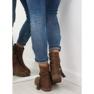 Chaussures pour femmes brunes 4169 Kaki image 4