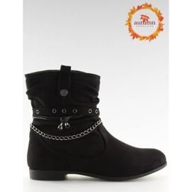 Bottines noires 3767 Noir 7