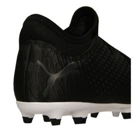 Puma Future 19,4 Fg / Ag M 105545 02 chaussures de football noir noir 1