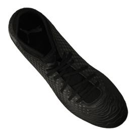 Puma Future 19,4 Fg / Ag M 105545 02 chaussures de football noir noir 2