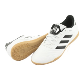 Chaussures Indoor adidas Copa Tango 18.4 In M CP8963 blanc 3