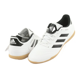 Chaussures Indoor adidas Copa Tango 18.4 In M CP8963 blanc 2