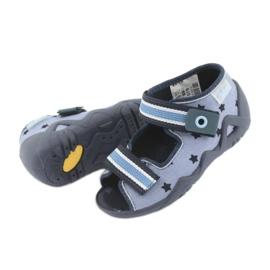 Chaussures enfant Befado bleu 250P079 4