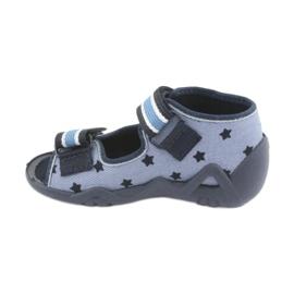Chaussures enfant Befado bleu 250P079 2