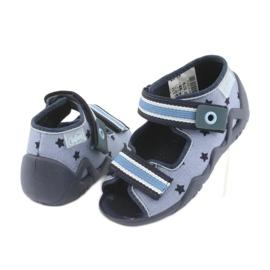 Chaussures enfant Befado bleu 250P079 3