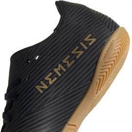 Adidas Nemeziz 19.4 In Jr EG3314 chaussures de football noir noir 4