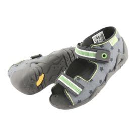 Chaussures enfant jaune Befado 250P086 6