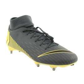 Chaussures de football Nike Mercurial Superfly 6 Academy Sg M AH7364-070 gris 1