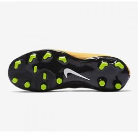 Nike Hypervenom Phelon Iii Fg Jr 852595 801 jaune chaussures 2