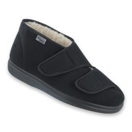 Befado chaussures pour hommes pu 986M011 noir 1