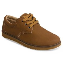 Bottes Chaussures Classiques 1307 Camel brun 5