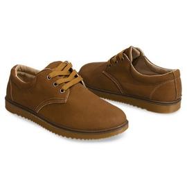 Bottes Chaussures Classiques 1307 Camel brun 1
