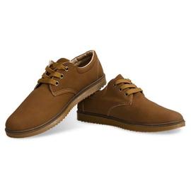 Bottes Chaussures Classiques 1307 Camel brun 4