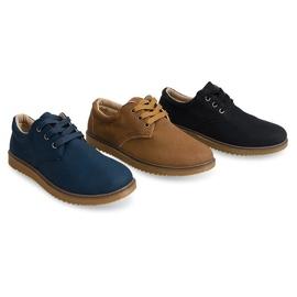 Bottes Chaussures Classiques 1307 Camel brun 3