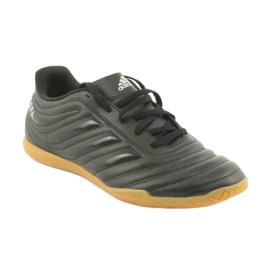 Chaussures Indoor adidas Copa 19.4 In M F35485 noir 1