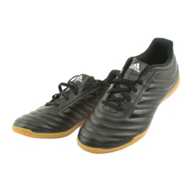 Chaussures Indoor adidas Copa 19.4 In M F35485 noir 3