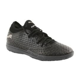 Chaussures de football Puma Future 4.4 Tt M 105690-02 noir 1
